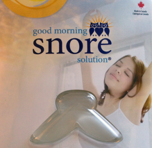 Good Morning Snoring Solution Mouthpiece Review