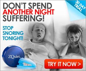 zQuiet Review Mouthpiece